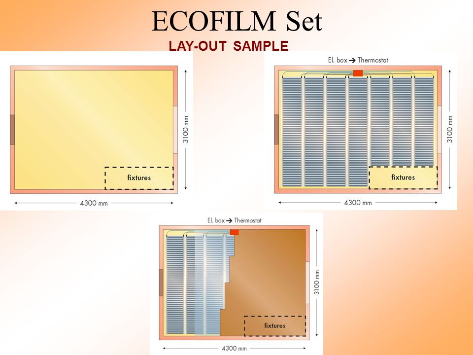 ECOFILM Set LAY-OUT SAMPLE