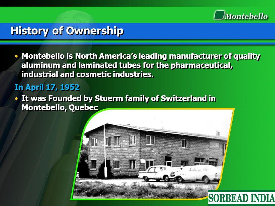 Facility for Aluminum Tubes Hawkesbury, Ontario Plant