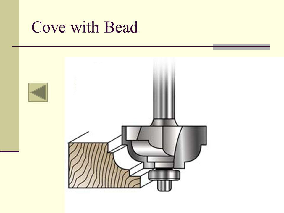 Cove with Bead