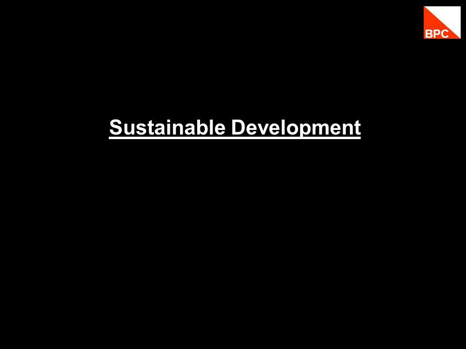 Sustainable Development BPC