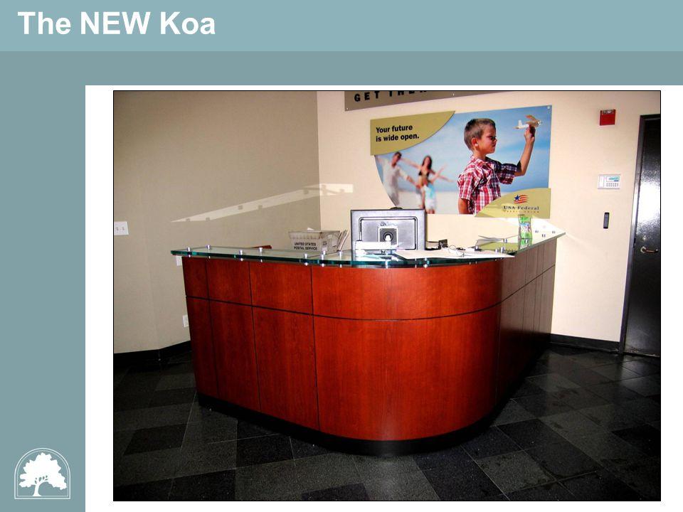 The NEW Koa