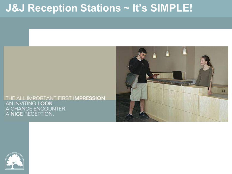 J&J Reception Stations ~ Its SIMPLE!