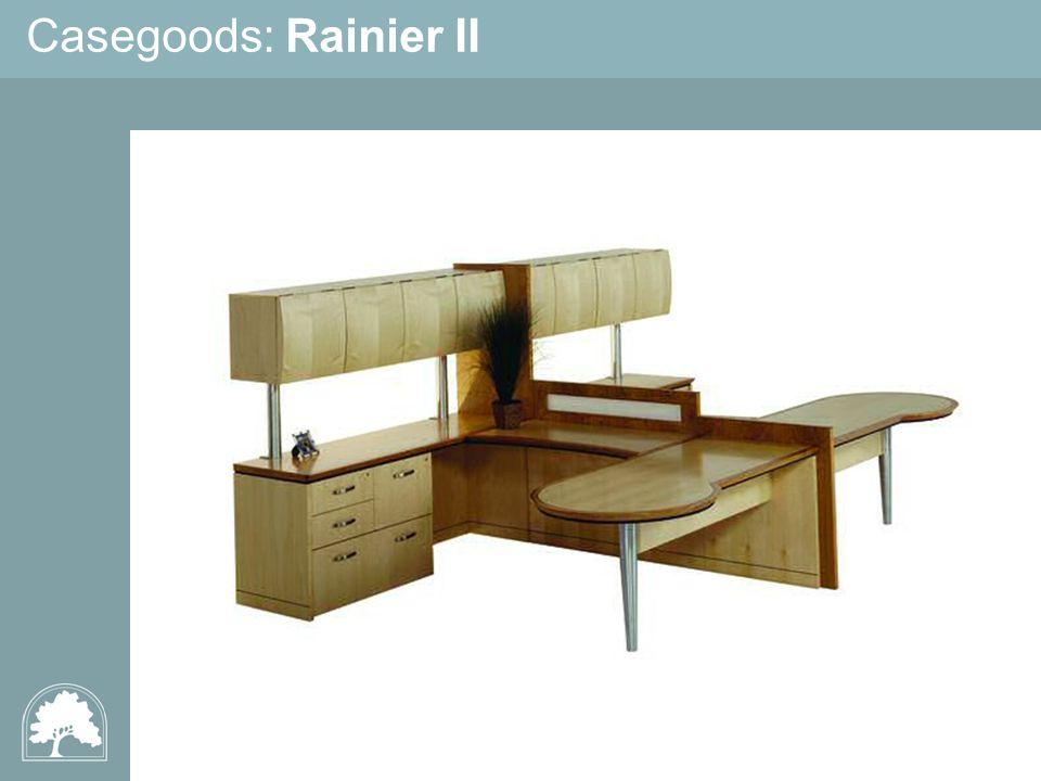Casegoods: Rainier II