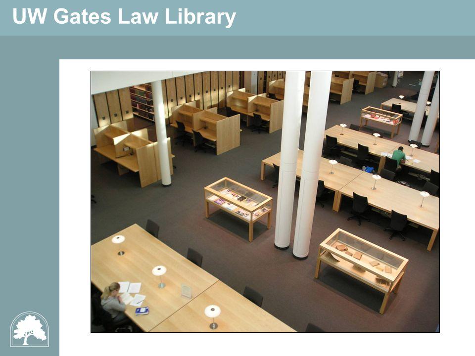 UW Gates Law Library