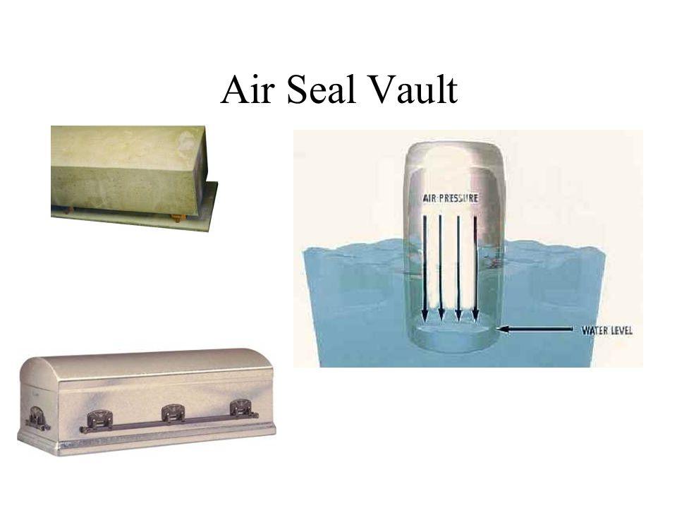 Air Seal Vault