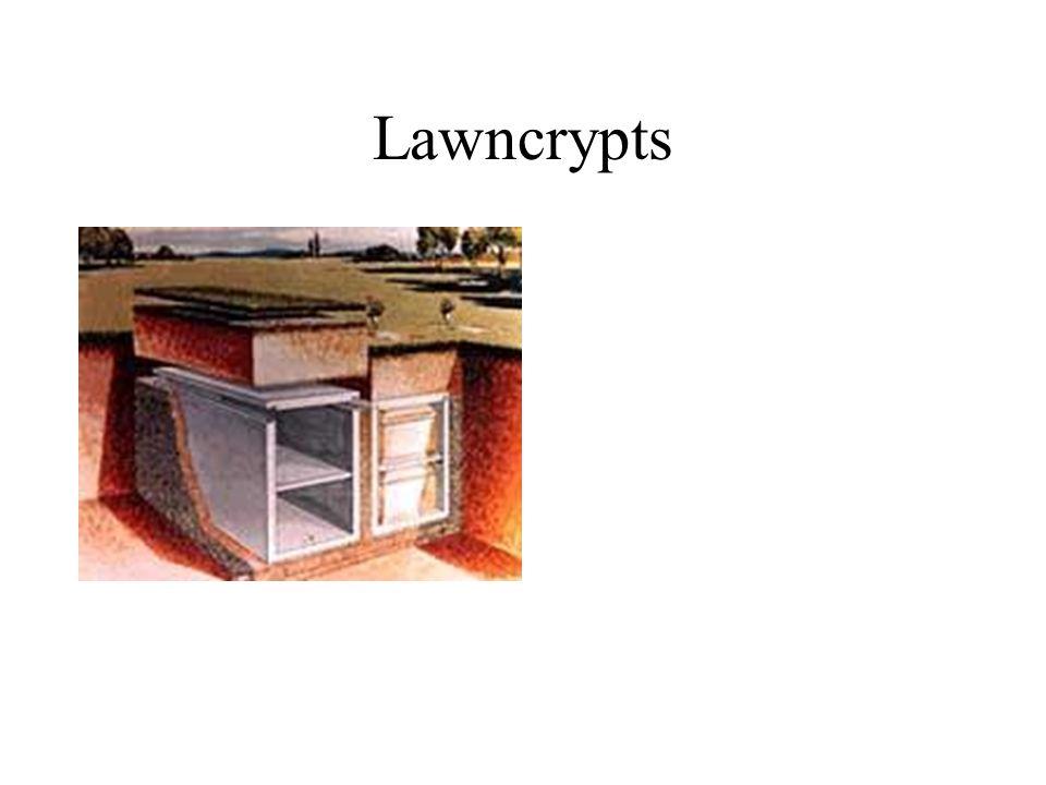 Lawncrypts