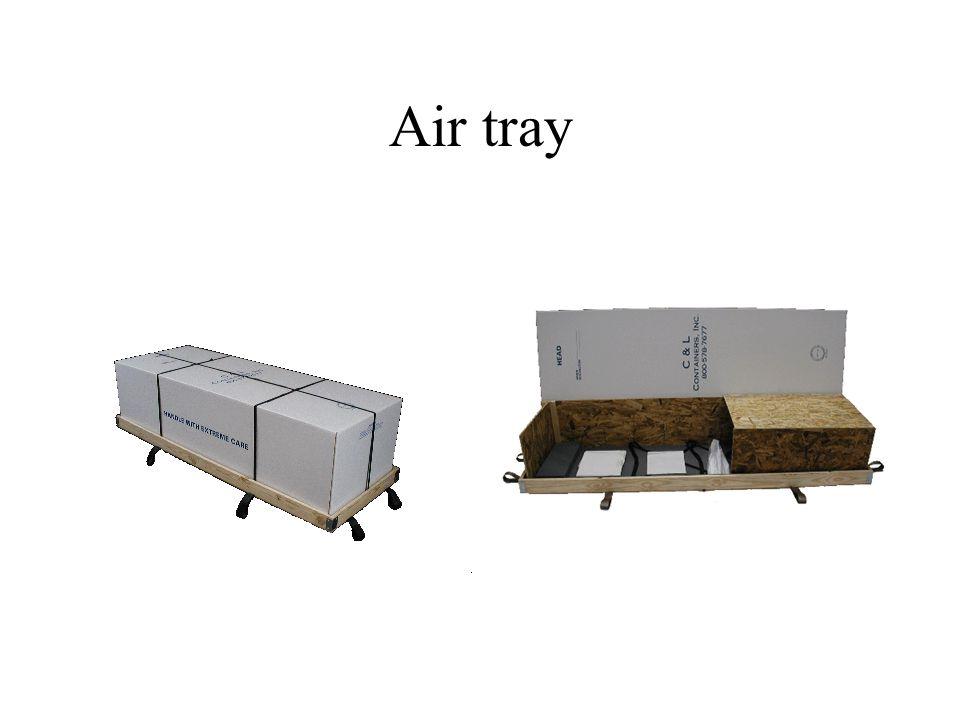 Air tray