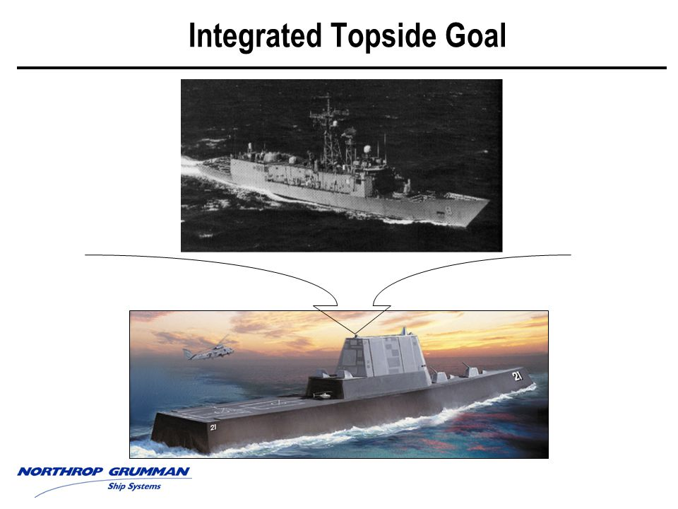 Integrated Topside Goal
