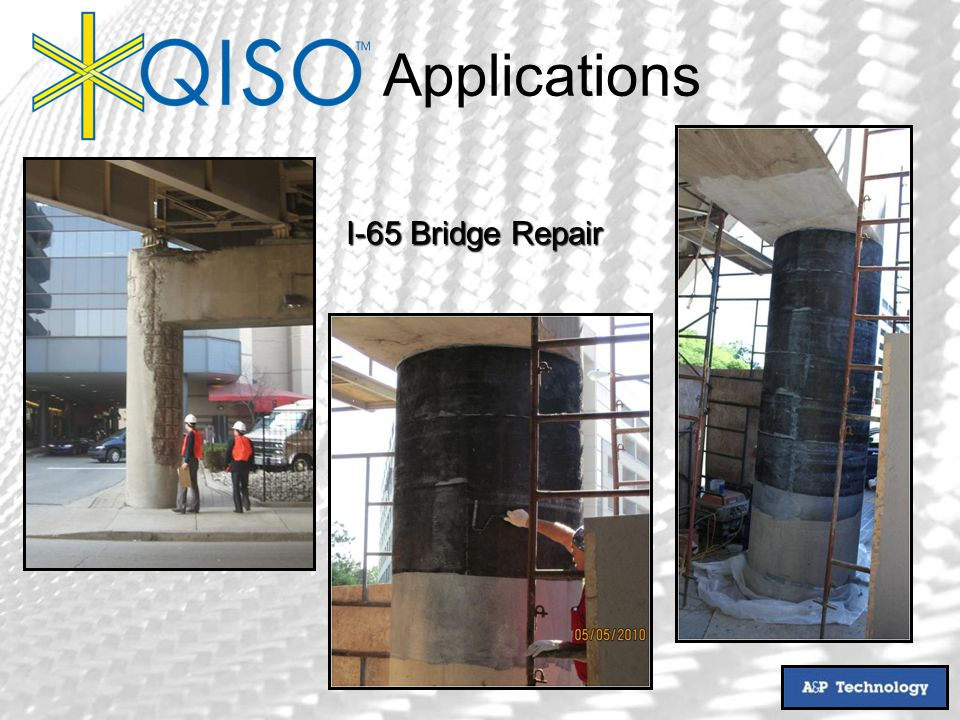 I-65 Bridge Repair Applications