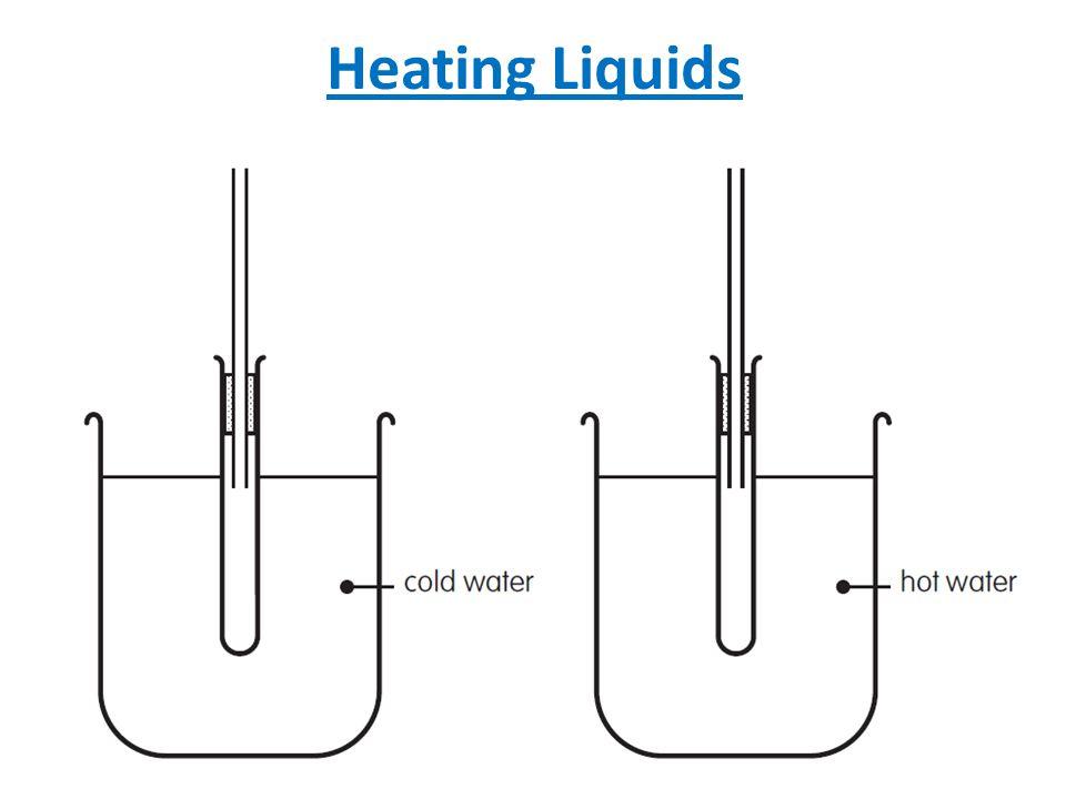 Heating Liquids