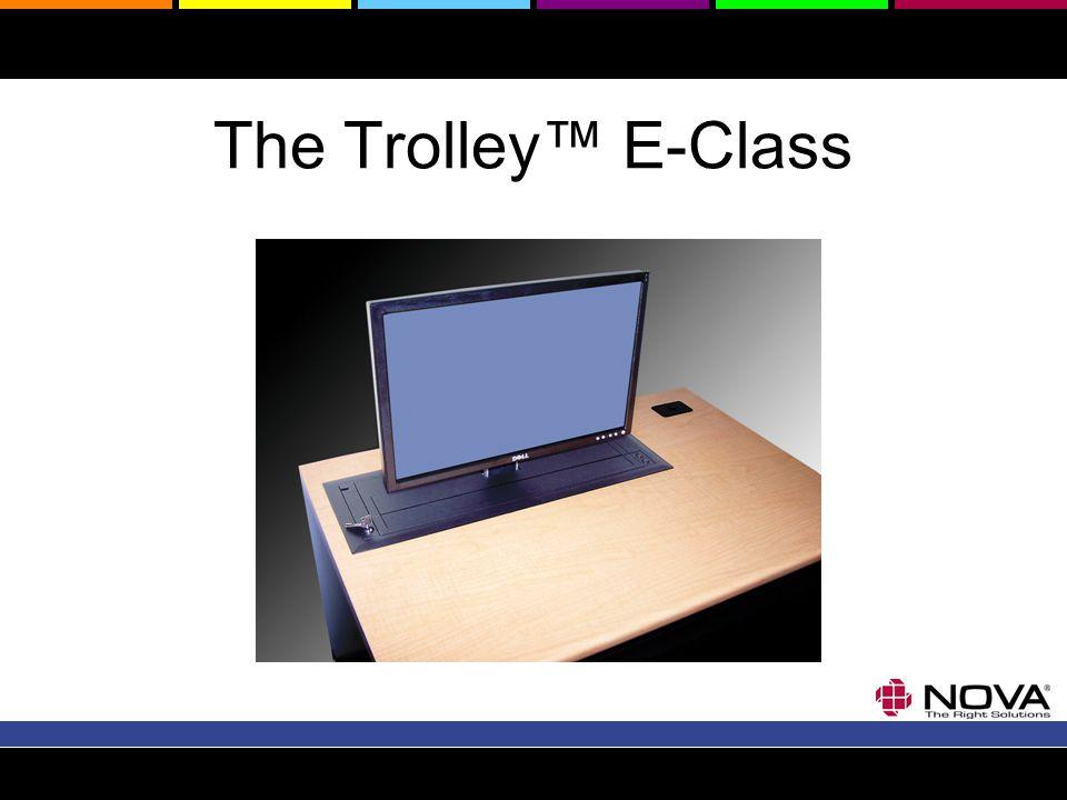 The Trolley E-Class
