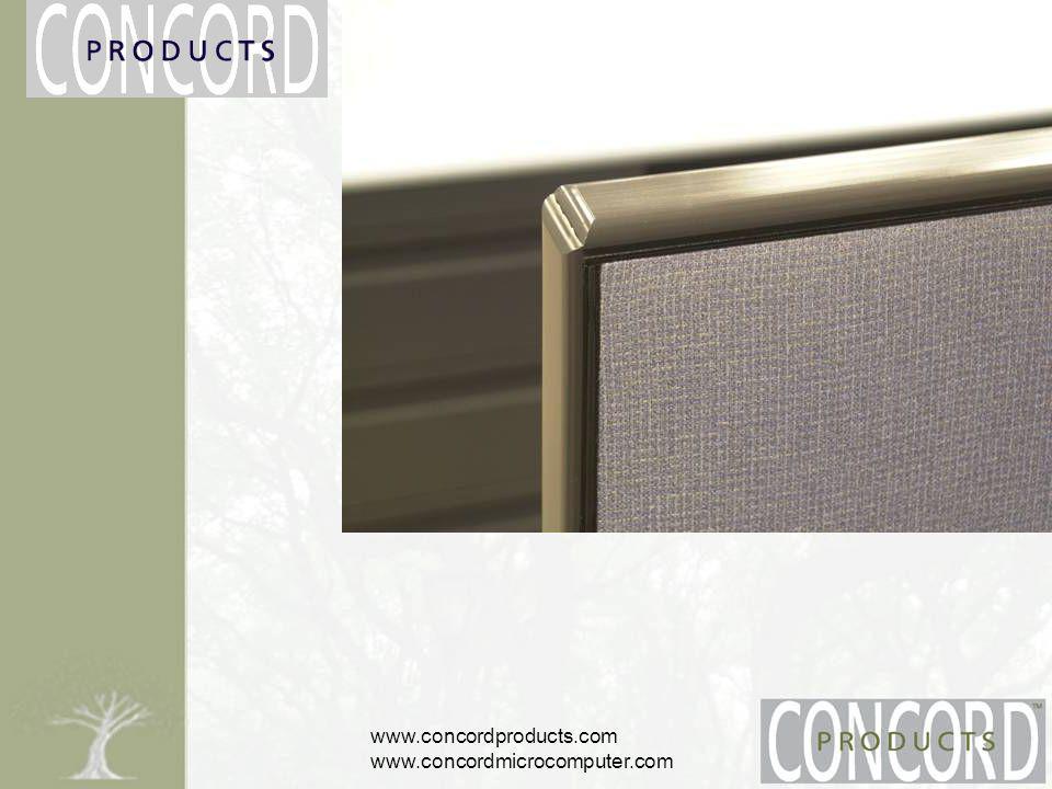 www.concordproducts.com www.concordmicrocomputer.com
