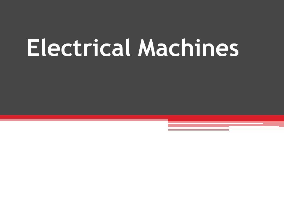 Electrical Machines LSEGG216A 9080V