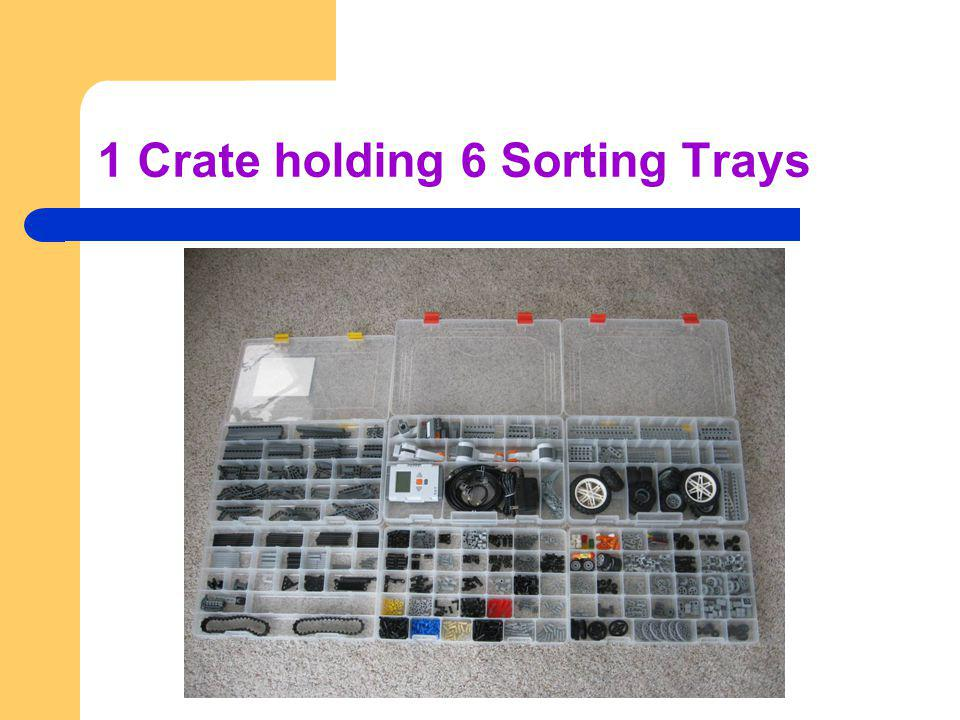 So How To Do This? Purchase one storage crate
