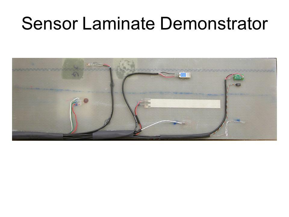 Sensor Laminate Demonstrator