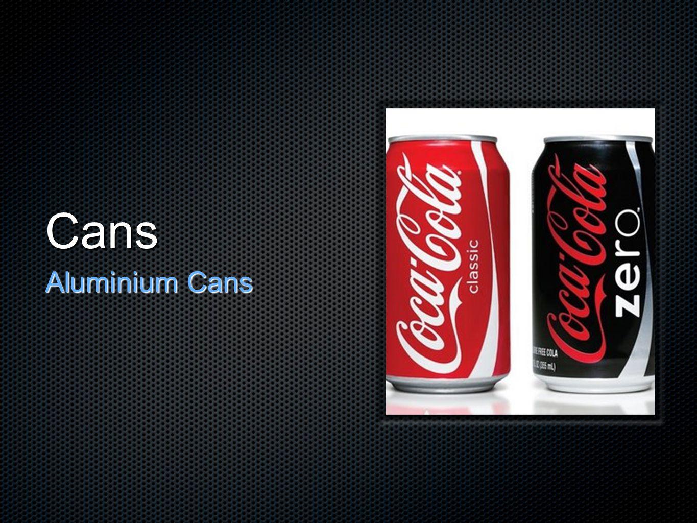 Cans Aluminium Cans