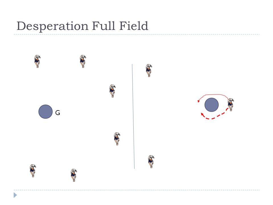 Desperation Full Field G