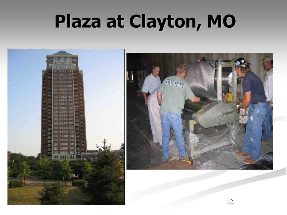 12 Plaza at Clayton, MO