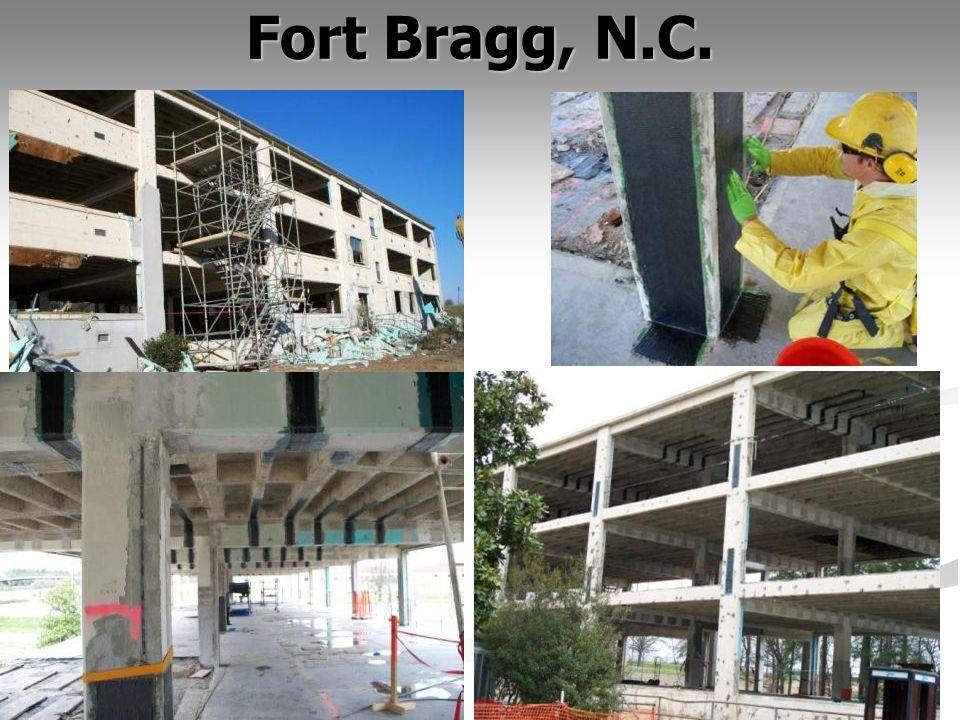 8 Fort Bragg, N.C.