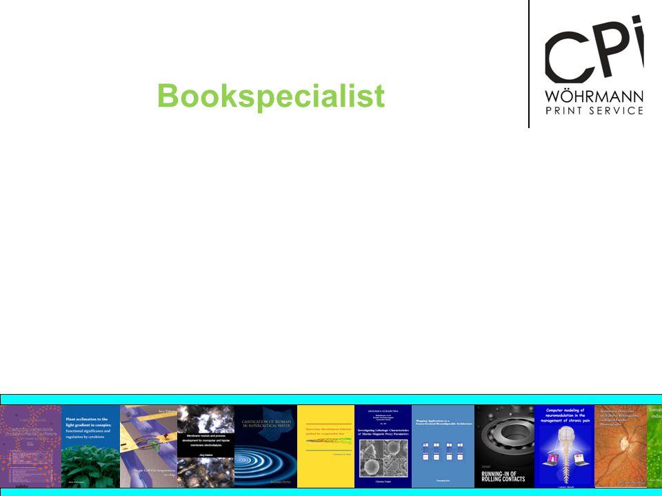 Bookspecialist