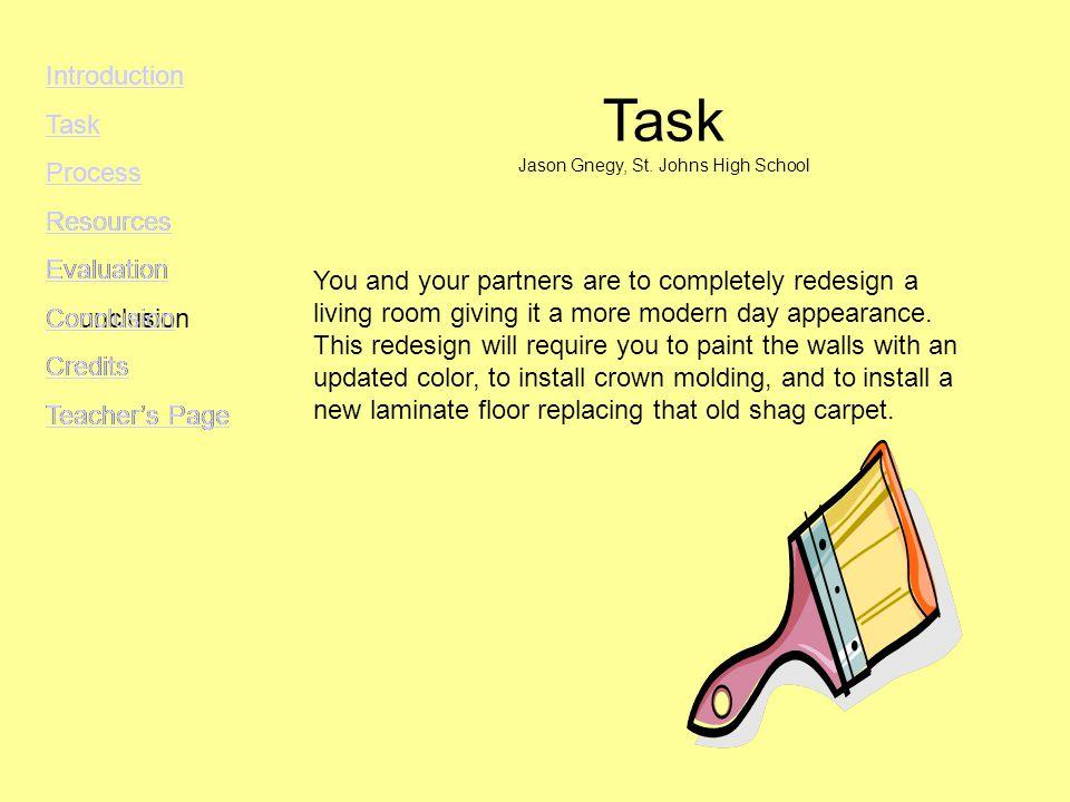 Task Jason Gnegy, St.