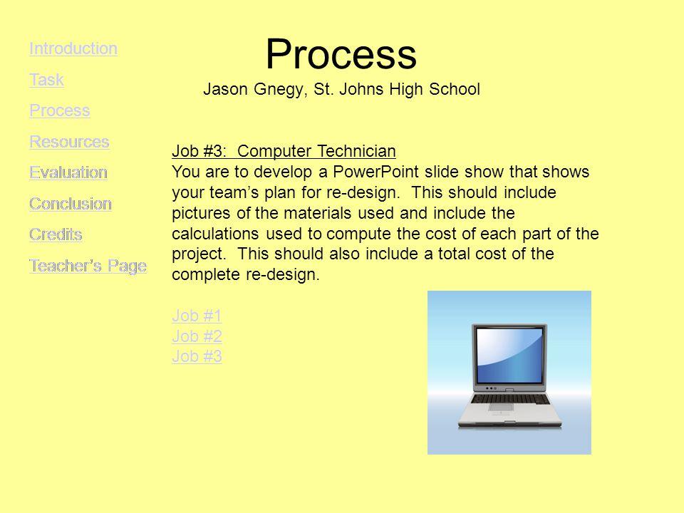 Process Jason Gnegy, St.