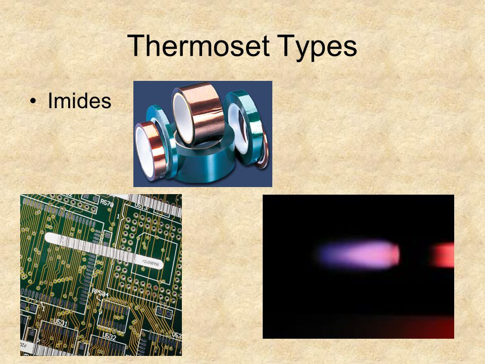 Thermoset Types Imides