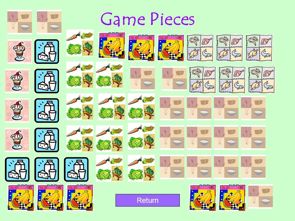 Game Pieces Return