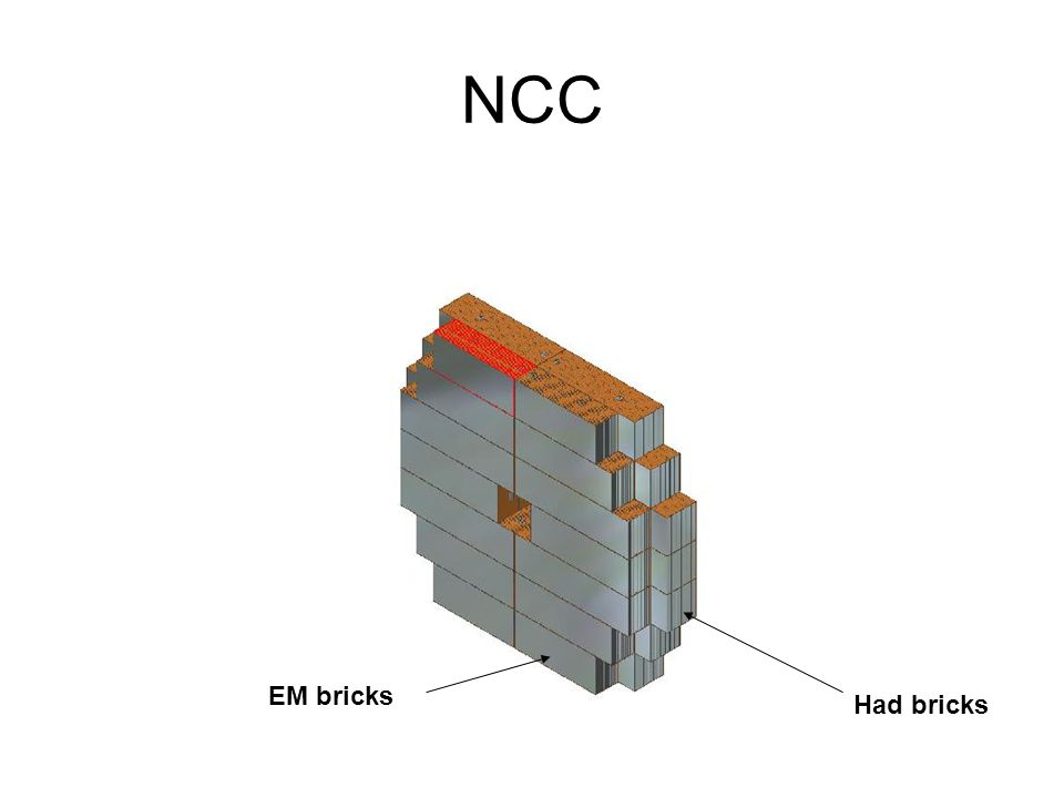 NCC EM bricks Had bricks