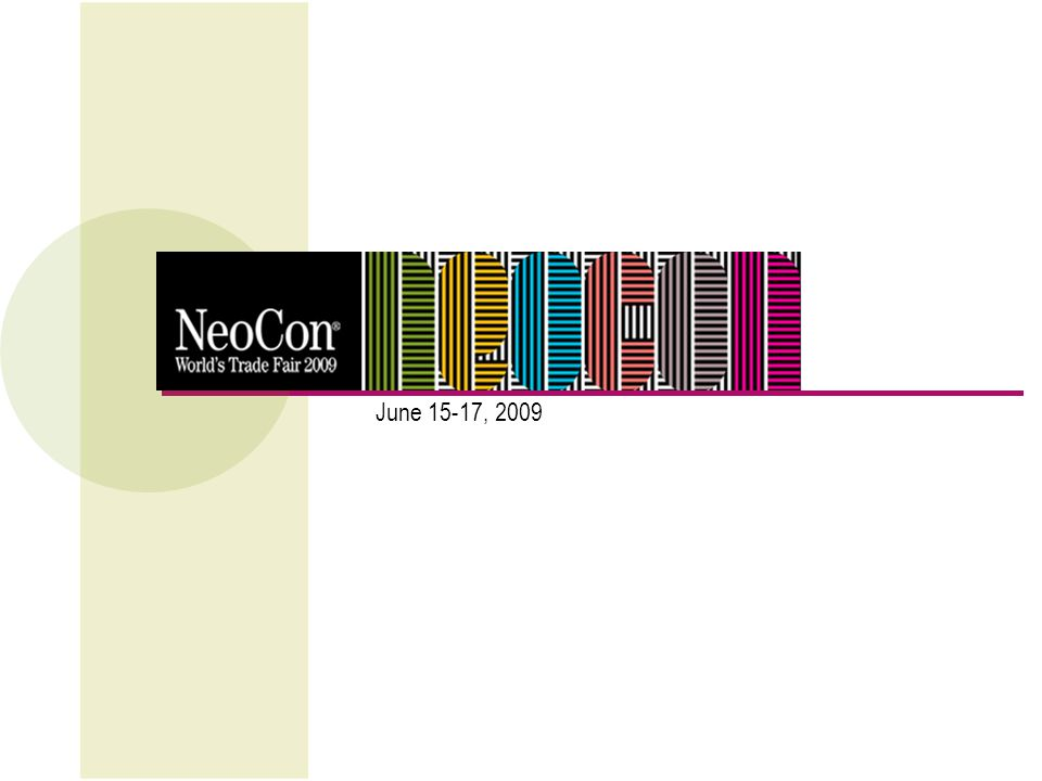 June 15-17, 2009