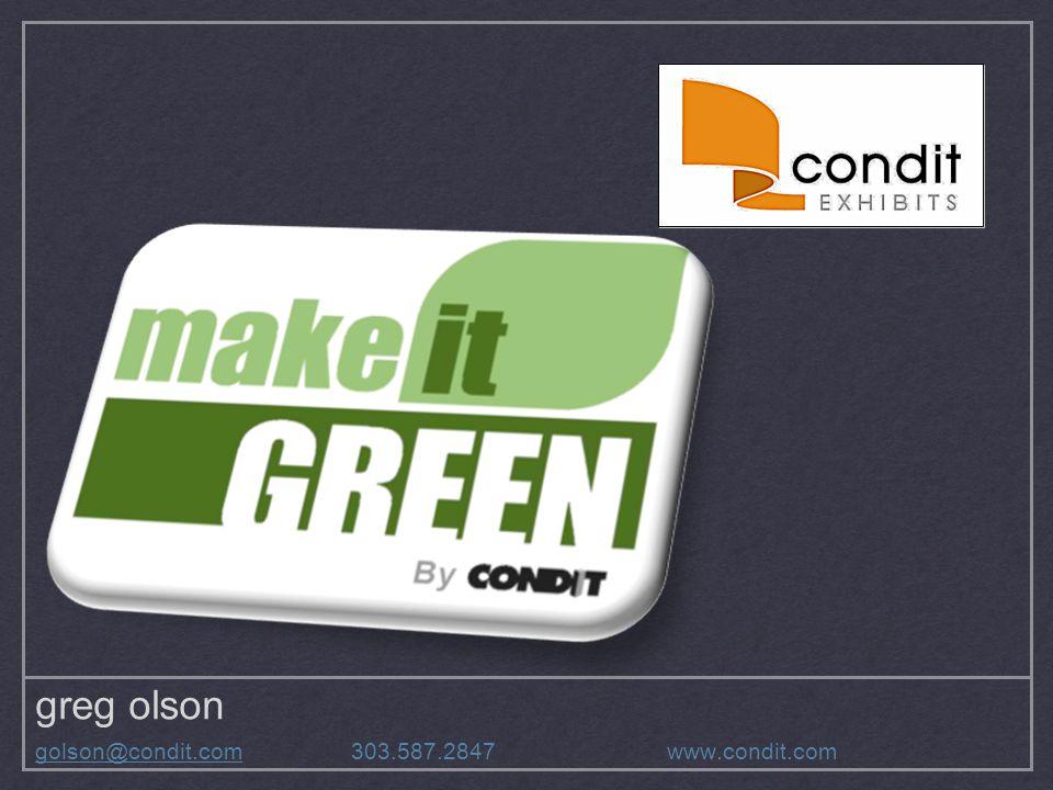 greg olson golson@condit.com303.587.2847www.condit.com