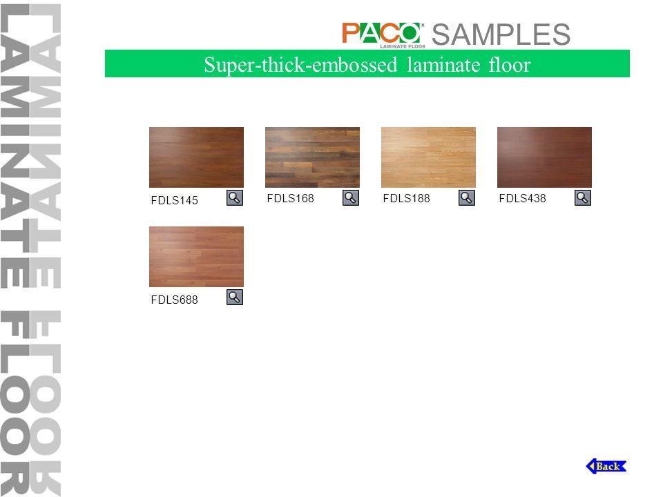 SAMPLES FDLS145 Super-thick-embossed laminate floor FDLS188FDLS438FDLS168 FDLS688