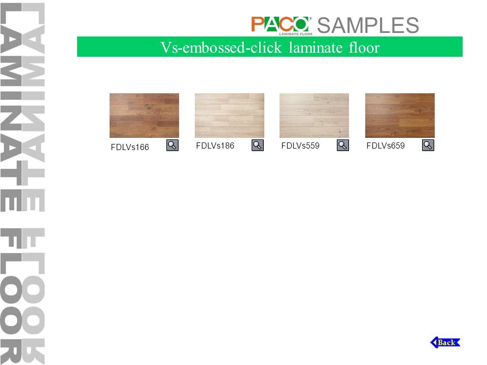SAMPLES FDLVs166 Vs-embossed-click laminate floor FDLVs659FDLVs559FDLVs186