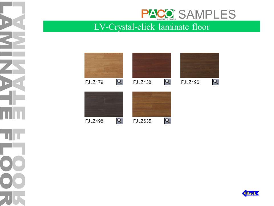 SAMPLES LV-Crystal-click laminate floor FJLZ438FJLZ496FJLZ179 FJLZ635FJLZ498