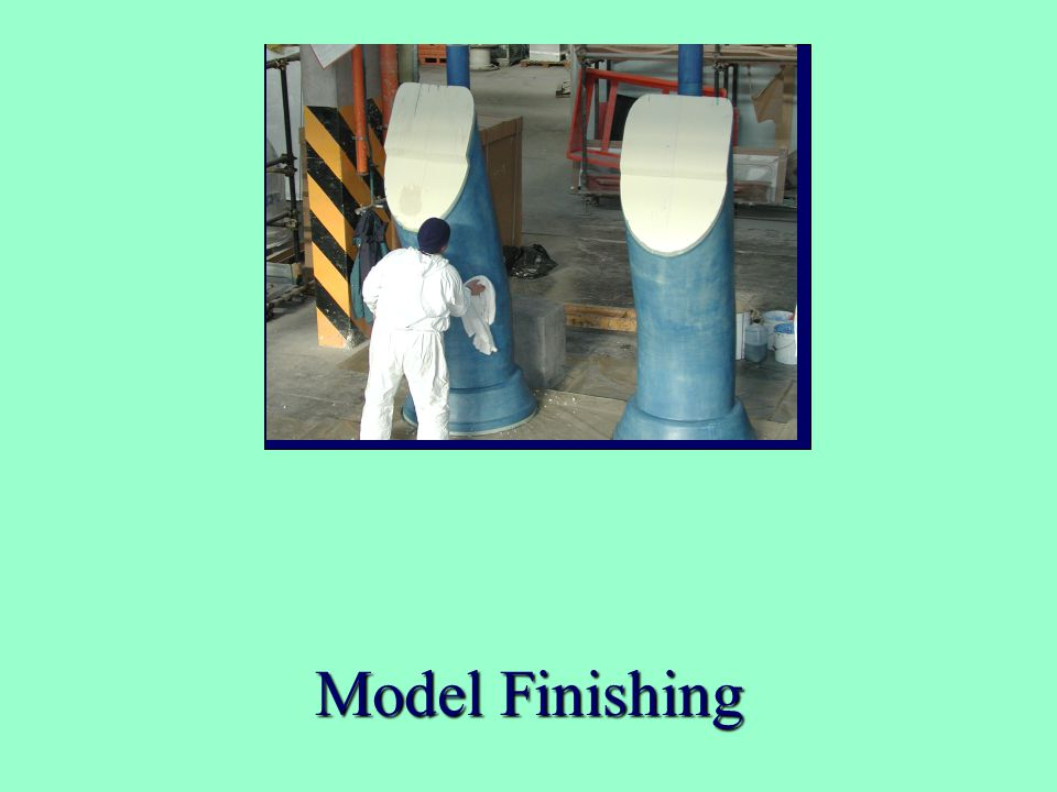 Model Finishing