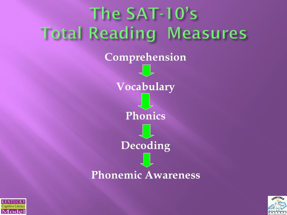 Comprehension Vocabulary Phonics Decoding Phonemic Awareness 24