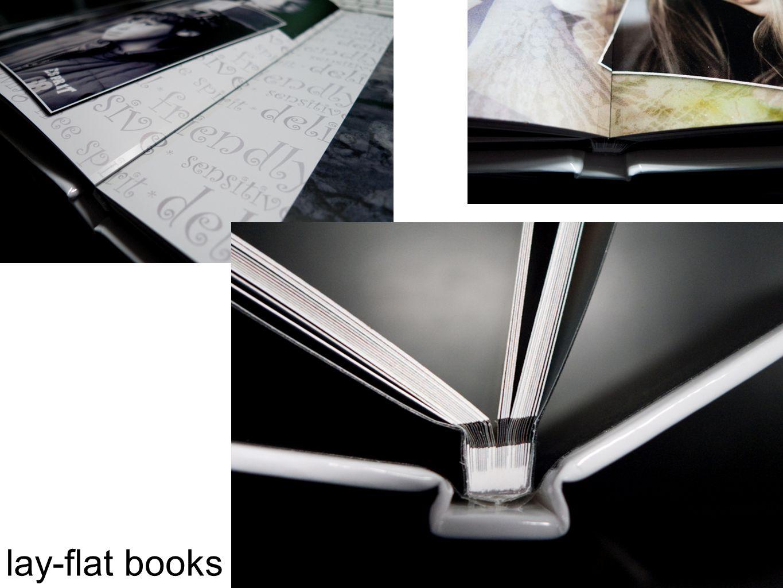 lay-flat books