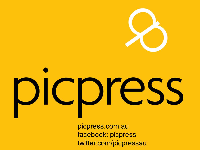 picpress.com.au facebook: picpress twitter.com/picpressau