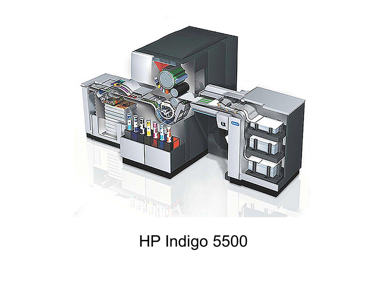 HP Indigo 5500