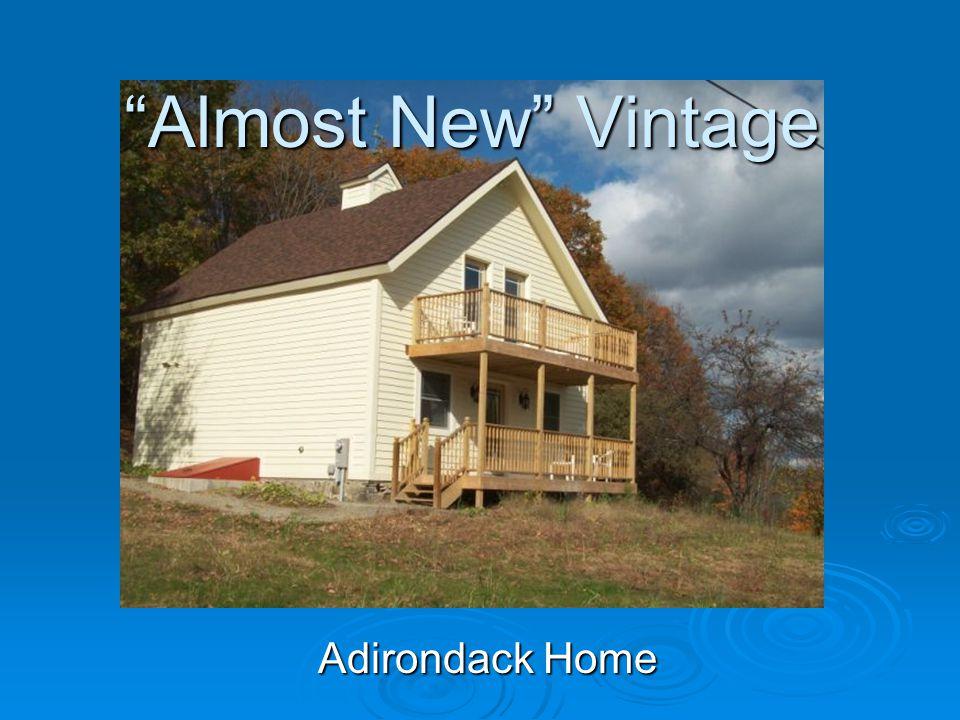 Adirondack Home Almost New Vintage