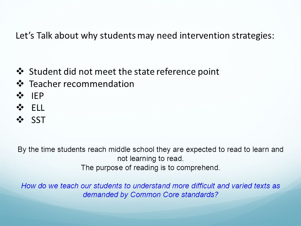 10 Researched-based principles to Improve Reading Comprehension The Center for the Improvement of Early Reading Achievement has come up with 10 researched-based principles to improve reading comprehension