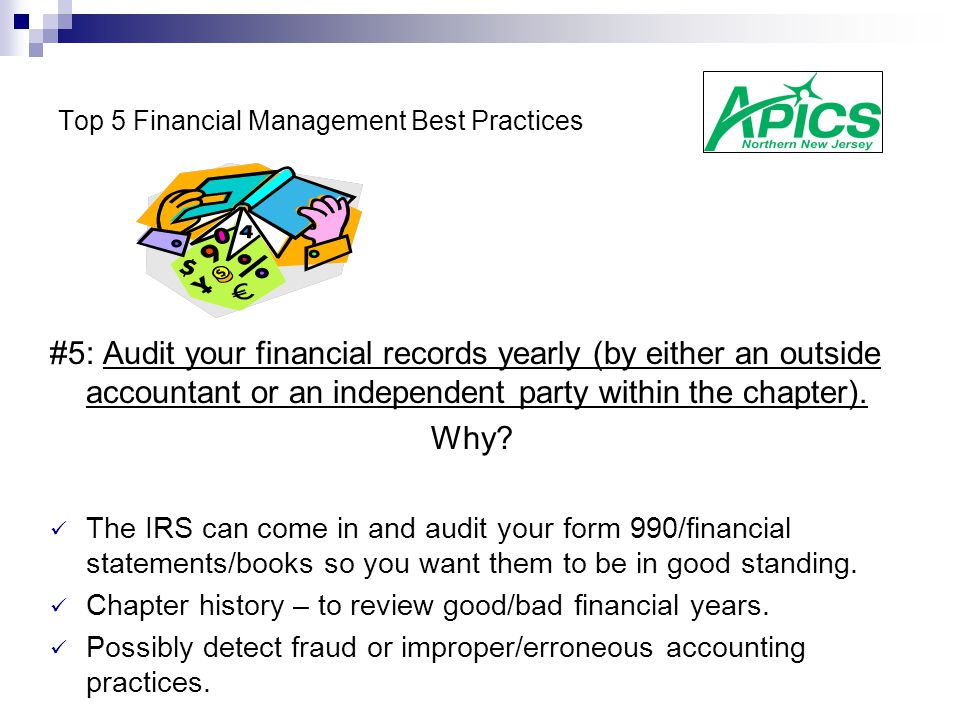 Top 5 Financial Management Best Practices #4: File your Form 990 yearly (and any Annual Reports with your state).