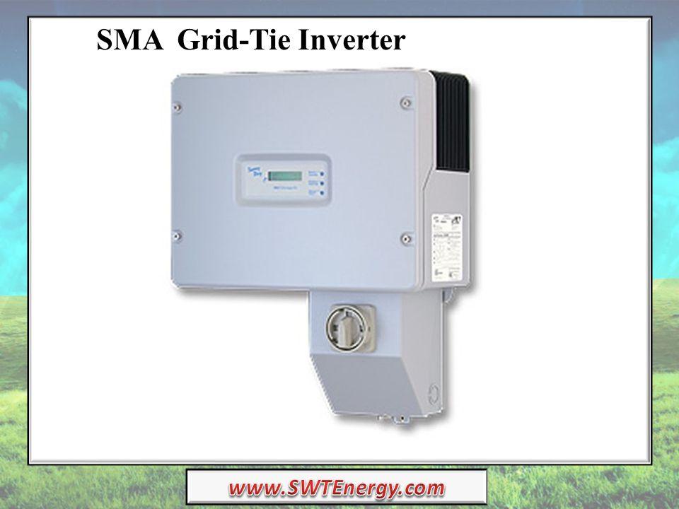 SMA Grid-Tie Inverter