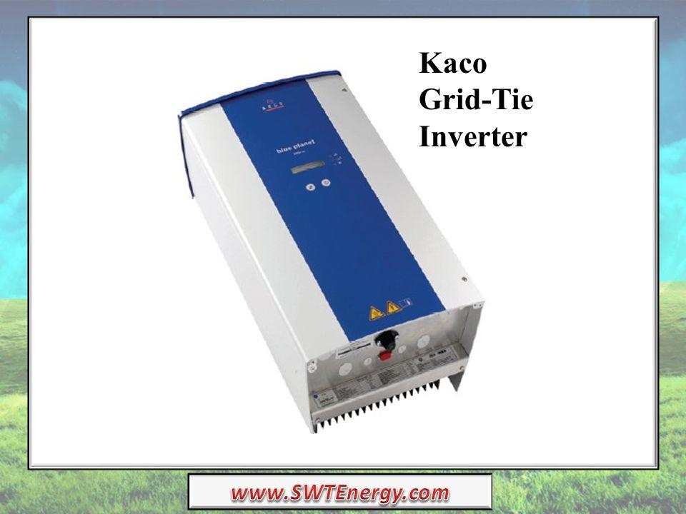 Kaco Grid-Tie Inverter