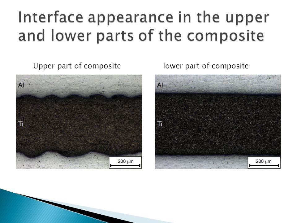Upper part of compositelower part of composite