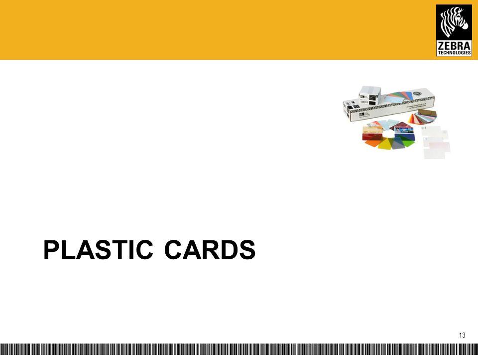PLASTIC CARDS 13