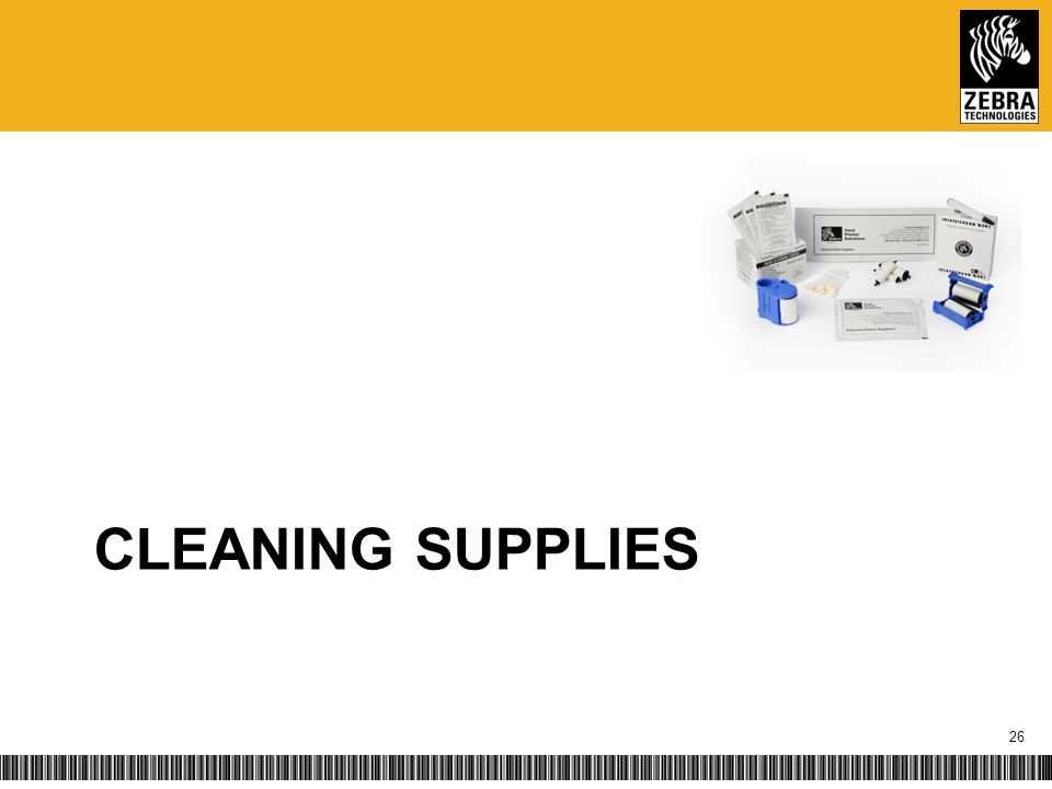 CLEANING SUPPLIES 26