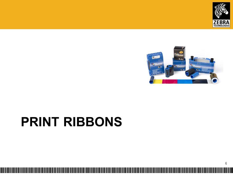 PRINT RIBBONS 6