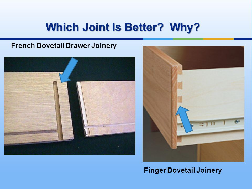 Case side Mortis Front spreader Tenon This form of case good joinery provides Bracing TO THE FRONT OF THE CASE GOOD ONLY.