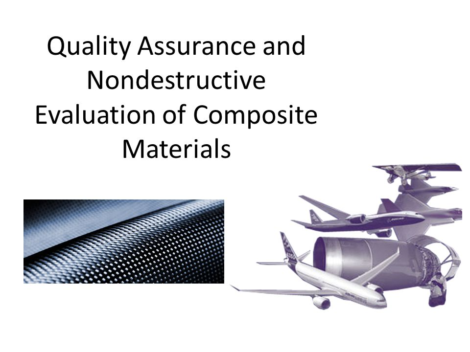 Summary of Composite Manufacturing Processes Design, Section 2
